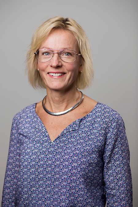 Karin Järplid Linde. Photo by: Melker Dahlstrand