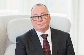Anders Söderholm, director general at Swedish Higher Education Authority (UKÄ) from 1st of August 2017. Photo: Pernilla Ahlsén.